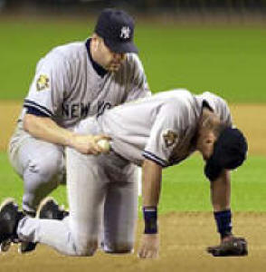 Some Yankees took it very hard.