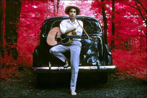 Bob Dylan in '68