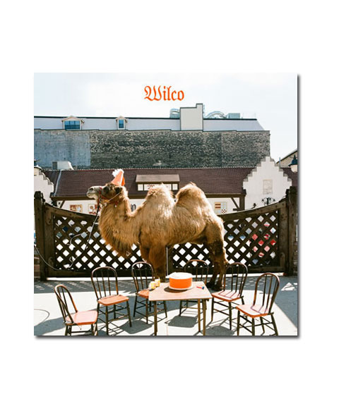 Wilco is humping their new record a month prior to the street date