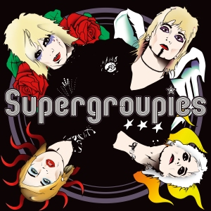 supergroupies album cover