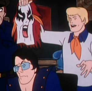 And we would have gotten away with it too, if you had never seen a Scooby Doo episode before.