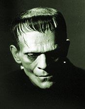 Frankenstein Karloff