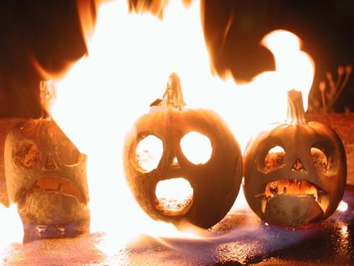 Pumpkin Judgement Day