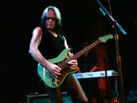 Todd Live 2009
