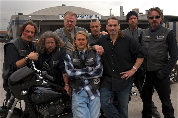 Sons Anarchy Cast