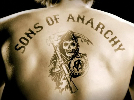 Sons of Anarchy - tattoo