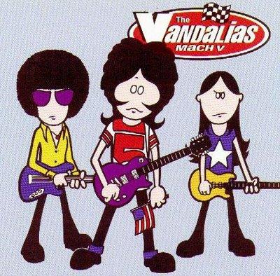 The Vandalias Mach V